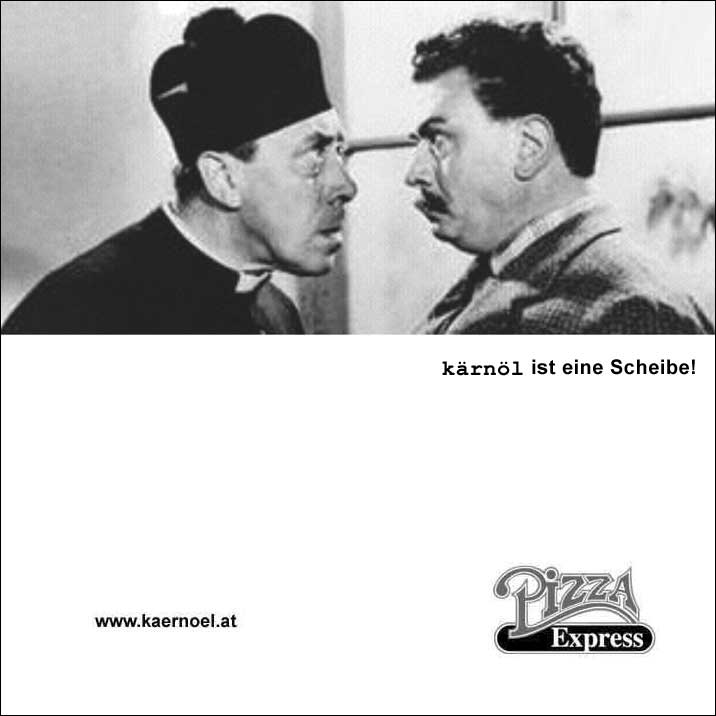 Pizzakarton Don Camillo
